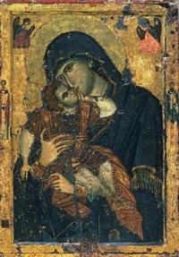 Η Παναγία και ο Λαός, κείμενο του Φώτη Κόντογλου